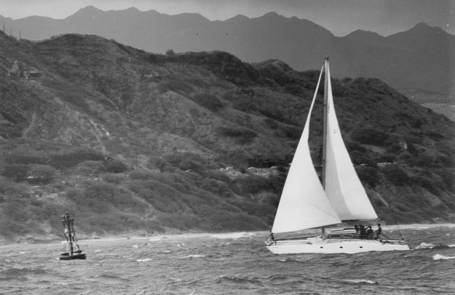 Pattycat II Transpac